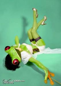 sexier frog
