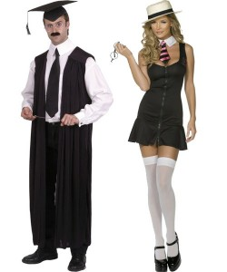 Bad role-playing costume