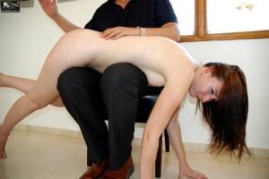 spanks teach