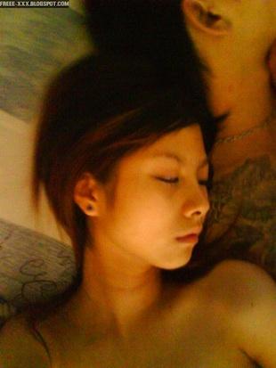 qing asleep
