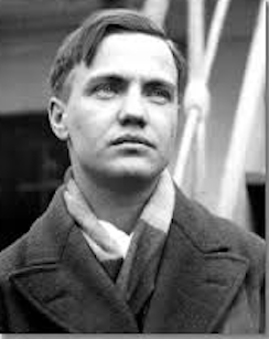 "George Antheil, self-proclaimed ""bad boy of music"""