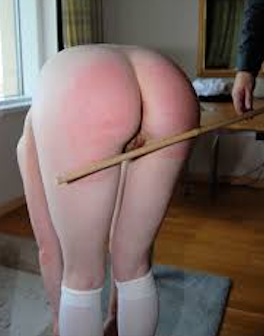 Harrison recommend best of bent caning naked over